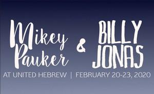 Artists Residency  Billy Jonas amp Mikey Pauker
