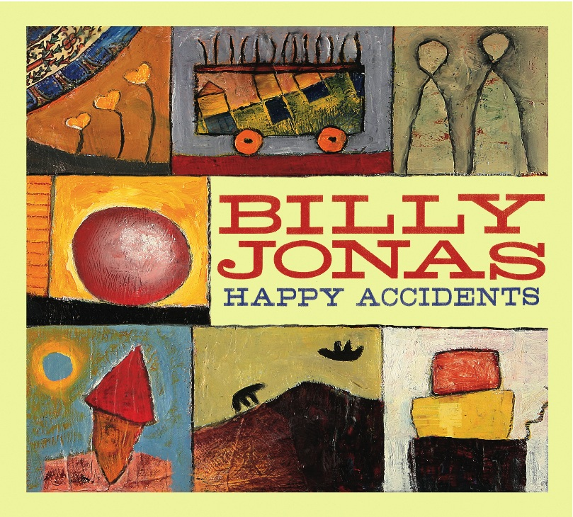 Happy Accidents (the NEWEST CD!)
