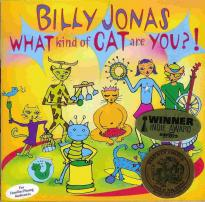 cover of What Kind Of Cat Are You?! (for family/young audiences)