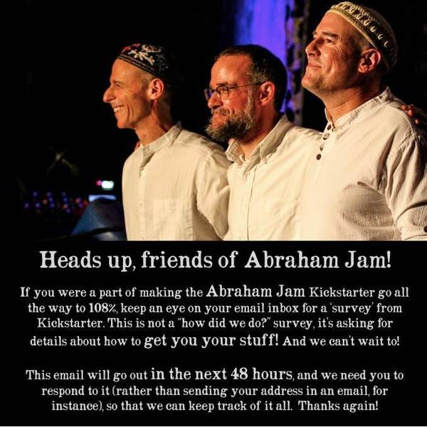 June 2018 Abraham Jam at 94 - all or nothing