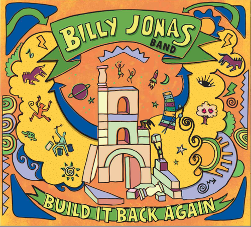 Nov 2014 Build It Back Again CD Release Concert