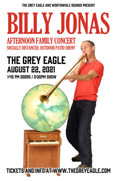 Socially distanced patio show at the nbspGREY EAGLE Limited seating