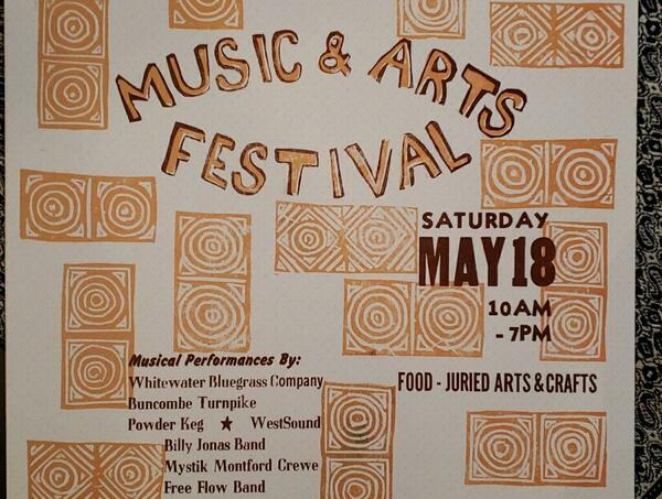 Billy Jonas Band Quartet performs at Montford Arts amp Music Festival this Sat 51819 at 115 pm