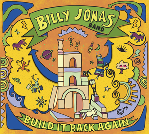 Build It Back Again the NEWEST CD